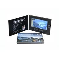 China Audio Visual Promotional Video Cards2GB Memory Video Message Card With USB Port on sale