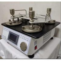 Quality HTF-001 Martindale Abrasion And Pilling Tester  (2,4,6,8 heads-Touch Screen Control) for sale