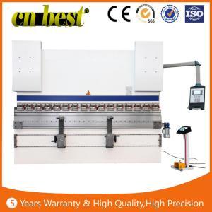 China hydraulic Servo Hydraulic Press Brake/ metal plate sheet bending machine/iron steel cnc Press Brake machine on sale