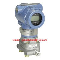Quality Rosemount Pressure Transmitters 3051TG3A2B21A - Email: grandlyauto@163.com for sale
