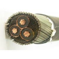 Quality 8/3AWG Split Concentric Cable XLPE Insulation PE / PVC Jacket for sale