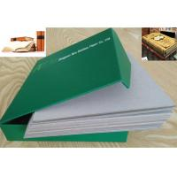 China Uncoated 2mm Grey Chipboard Book Binding Cardboard For Book Cover Material on sale