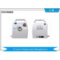 Quality 90 VA Portable Electrical Sputum Aspirator Consumable Medical Suppliers 1000 ML for sale