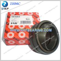 Quality Germany FAG GE45ES Spherical Plain Bearing Black Steel High Quality for sale