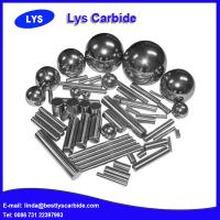 Quality Solid tungsten carbide rods with gound / unground for sale