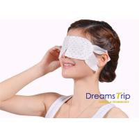 Quality Disposable Fatigue Relief Steam Eye Mask Unscented Moisturizing warm Relax SPA for sale