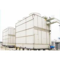Quality Small Footprint Mixed Flow Closed Cooling Tower No Scaling , Low Drift Rate for sale