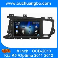 Quality Ouchuangbo DVD GPS Navigation for Kia K5 /Optima 2011-2012 Car Multimedia Stereo System OCB-2013 for sale