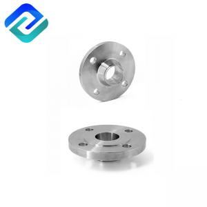 China ISO T9112 Stainless Steel Flanges 316 Reducing Raised Weld Neck on sale