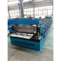 Buy Color sheet steel Kliplock roll forming machine for manufacture at wholesale prices