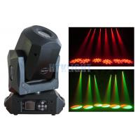 Quality 90 Watt LED Spot Moving Head Light For Mobile Productions 1 -  20 Times Per Second Strobe for sale