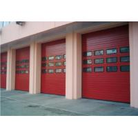 Quality Insulated Sectional Overhead Doors Open Style Maximum Height 8000 380v/50HZ for sale