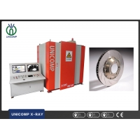 Quality Vehicle Parts Inspection X Ray Equipment 6kW CNC Programmable Control for sale
