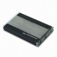 Quality 2.5-inch Hard Drive Enclosure with with One-touch Back-up Function for sale