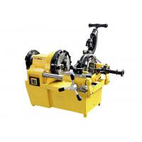 China BSPT NPT Steel Pipe Threading Machine 750W 24 RPM 50/60Hz SQ50B1 on sale