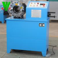 Quality Hydraulic hose crimping machine for sale 1/4''-2'' hose pipe making machine for sale