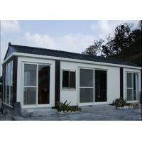 Quality Modern Affordable Prefabricated Panelized Factory Modular Steel Homes With 50m² ANT PH1808 for sale