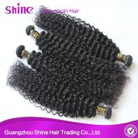 Quality Good Quality Unprocessed Brazilian Kinky Curly Virgin Human Hair Weave Top Selling Virgin Brazilian Kinky Curly Hair for sale
