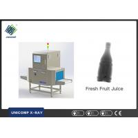 Quality Stainless Steel Food And Beverage X Ray Systems For Systematic Detection for sale