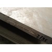 China Alloy ASTM B575 N10276 Hastelloy Plate , Cold Rolled Steel Plate High Surface Stability on sale