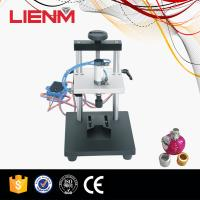 China Guanghzou Factory High Quality Perfume Collaring Machine for Ring-cap wholesale