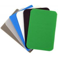 China High Impact  PP Corrugated Plastic Board / PP Hollow Sheet UV resistance on sale