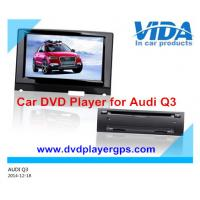 China Car DVD Special for AUDI Q3 (2013-2014)7 HD Touch screen DVD player/Radio GPS/Bluetooth on sale