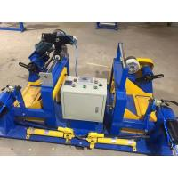 Quality Industrial Steel Wire Winding Machine Adjustable Speed Multi Clamping Method for sale