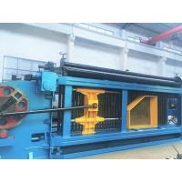 Quality Automatic Gabion Mesh Machine For Galvanized And PVC Coated Wire for sale