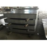 Quality Carbon Cold Rolled Steel Sheet SPCC SPEC For Build Material Skin Pass Surface for sale