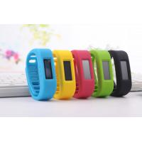 Quality IOS and Android compatible activity calories sleep tracker Bluetooth smart bracelet for sale