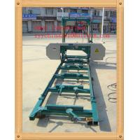 China Top Quality!!! Portable Horizontal Diesel Wood work Band Sawmill Machinery For Sale wholesale