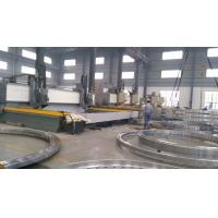China high speed CNC flange drilling machine, max.size 1600x1600mm, model THD1616, SIEMENS system wholesale