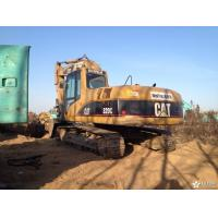 Quality 320C CAT Used Crawler Excavator,Caterpillar 20t Secondhand Track Digger for sale