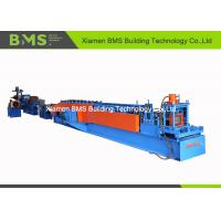Quality 22 - Step PLC Control Steel C Purlin Roll Forming Machine With Full Auto Change Model 20m/min for sale