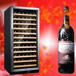 China 220L Compressor Wine Refrigerator on sale