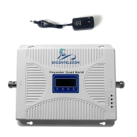 Quality IP40 2G 3G 4G 20dBm 2600mhz LTE Signal Booster Repeater for sale