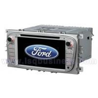 """Quality 7"""" 4 * 60W Amplifier Bluetooth Phonebook Automobile DVD Players Canbus For Ford Mondeo for sale"""