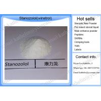 China Anabolic steroid raw powder  bodybuilding Stanozolol Winstrol oral steroid for Bodybuilding CAS 10418-03-8 on sale