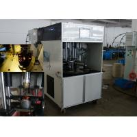 China Automatic Winding Machine Fitted Around inserting Machine For Pumps / Air Compressors on sale