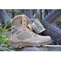 Quality Army ankle-length boot/Army long Delta boot for sale