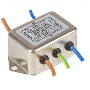 Quality 2000VAC 2250VDC EMI Filter AC Line Noise Filter Surface Mount for sale