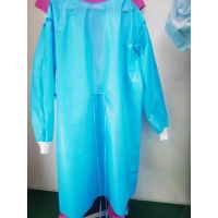 Quality Water Repellent Disposable Isolation Gowns for sale