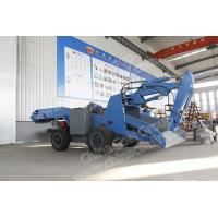 Quality High Quality Wheel-Rail Loader Muck Mineral Loader For Mining Equipment for sale