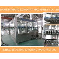 China Factory Supply Automatic PET Bottled Juice Equipment on sale