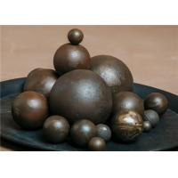 Quality High Output Forging Steel Cast Iron Ball 20mm - 150mm Good Wear Resistance for sale