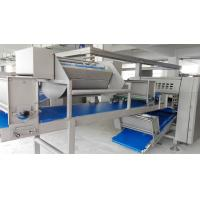 Quality Abrasive Blast Puff Pastry Machine 1000 - 20000 Pcs / Hr For Palmier Pastry for sale