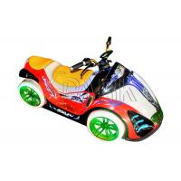 Quality Theme park double seats children electric battery motorcycle EPARK factory price sale as new promotion for sale