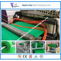 Quality Plastic LDPE Grass Mat Extrusion Line Production Line Manufacturing Machine for sale