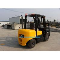 Quality Triplex Mast 3T Hydraulic Diesel Forklift Truck 2 Stage 3m Mast With Chinese Engine for sale